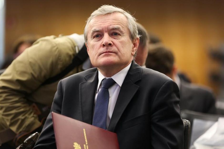 Minister Kultury i Dziedzictwa Narodowego odpowiada marszałkowi w sprawie dyrektor Muzeum Śląskiego