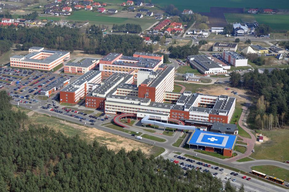 Prezydent Grudziądza: Szpital w naszym mieście jest zbyt duży, żebyśmy działali sami