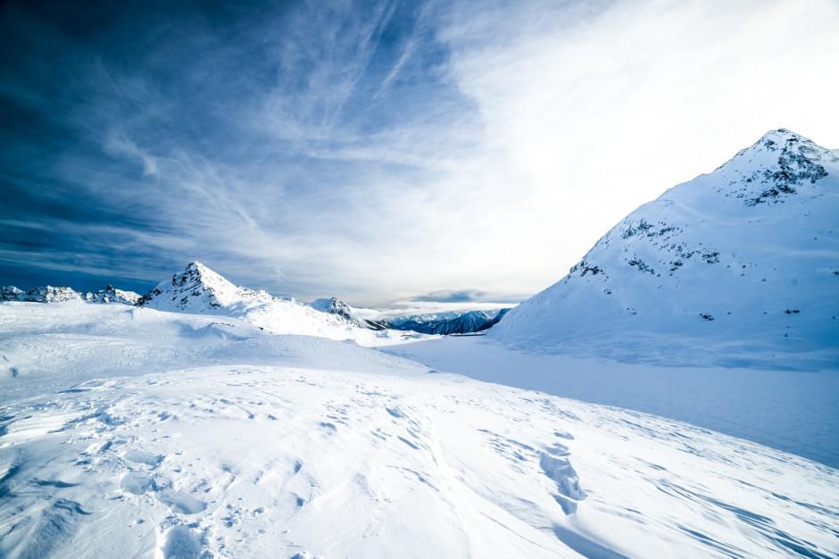Bieszczady: Dobre warunki w górach, ale szlaki śliskie i oblodzone