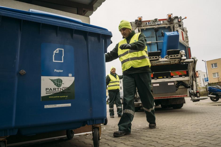 W branży odpadów ważna jest współpraca samorządów z przedsiębiorcami