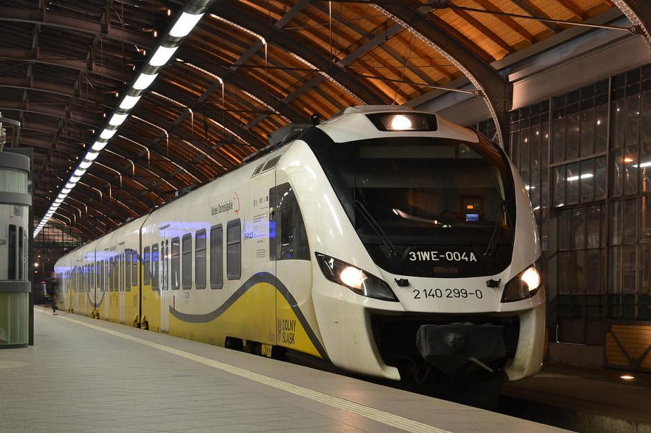 Rekord regionalnych kolei