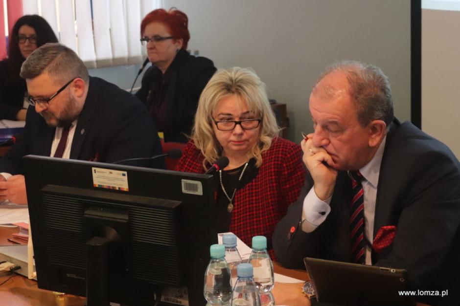 Łomża: Alicja Konopka przewodniczącą Rada Miasta