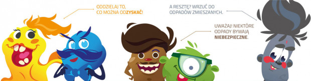 Choć wątpliwości nie brakuje, to w ostatnim czasie przybywa nam źródeł gdzie możemy zaczerpnąć informacji co zrobić z danym rodzajem odpadu (fot. mos.gov.pl)