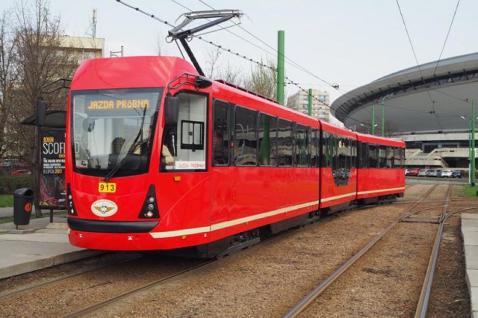 Jest wykonawca nowej linii tramwajowej w Sosnowcu