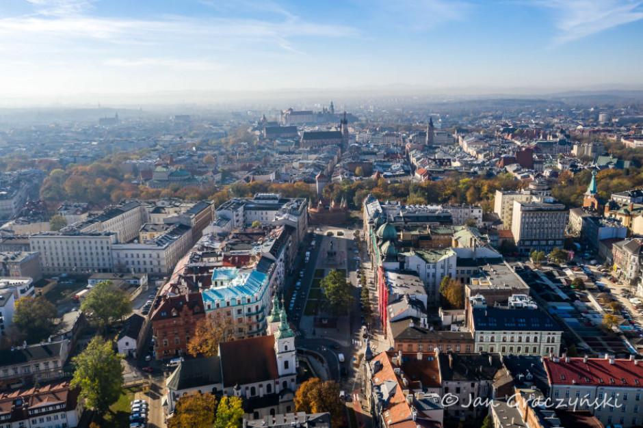 Kraków: Trwają prace nad uchwałą krajobrazową