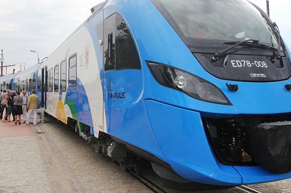 Województwo zachodniopomorskie chce kupić kolejowe hybrydy. Pierwszy taki przetarg w Polsce