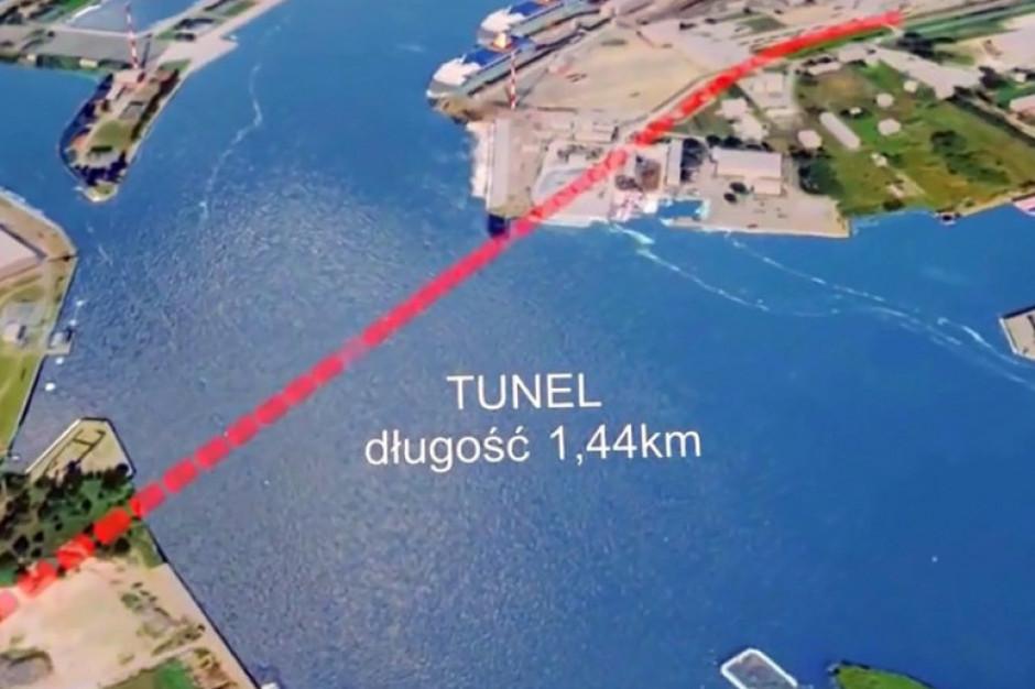 Trwa budowa tunelu pod Świną. Miasto zadbało o ubezpieczenie inwestycji