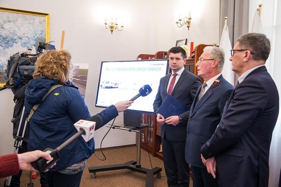 Województwo małopolskie ogłosiło przetarg na nowe pociągów