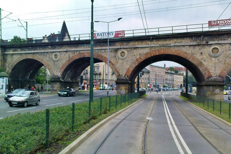 Nie ma zgody na przebudowę zabytkowego wiaduktu w Krakowie