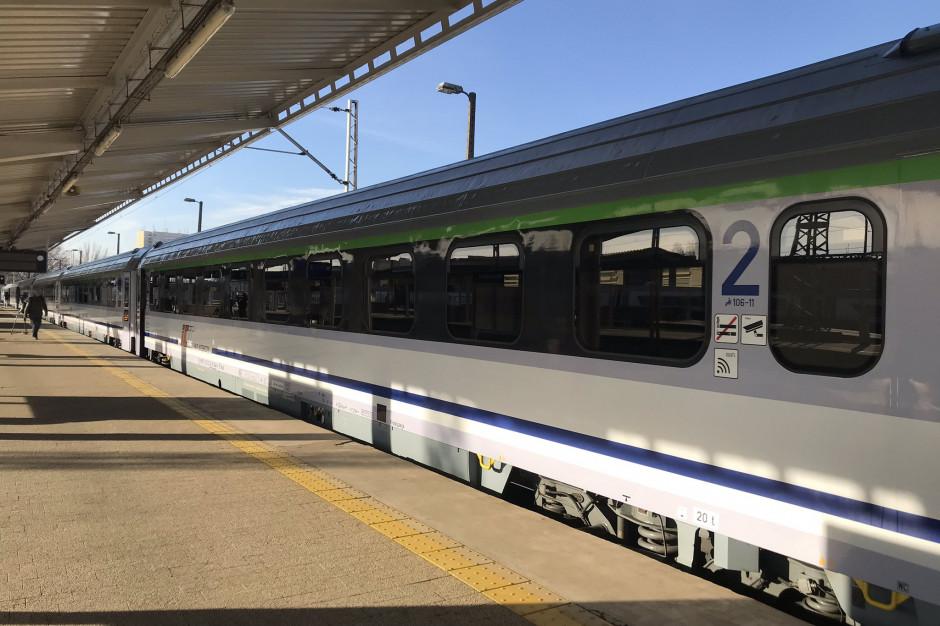 PKP Intercity przewiozło w 2019 r. 49 mln pasażerów
