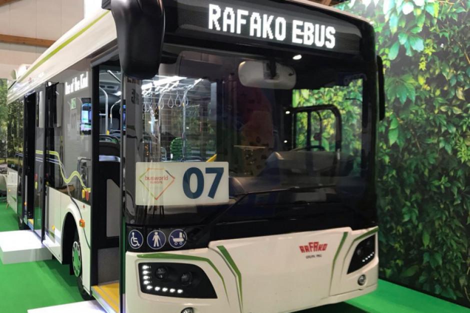 Wiceprezes ARP o e-autobusach: w ciągu dwóch latach wyprodukujemy ok. 300 sztuk