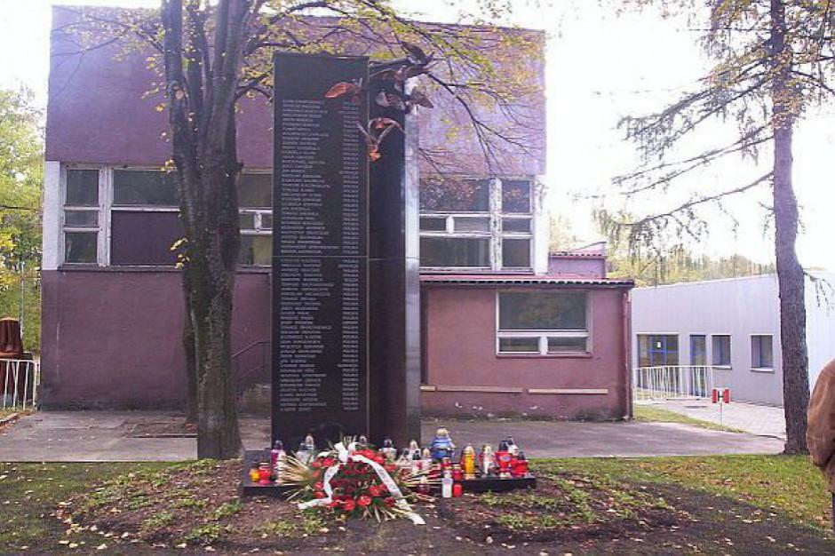 We wtorek mija 14. rocznica katastrofy w hali MTK, w której zginęło 65 osób
