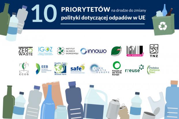 Organizacje postulujące wprowadzenie 10 priorytetów w drodze do GOZ (fot.mat.prasowe)