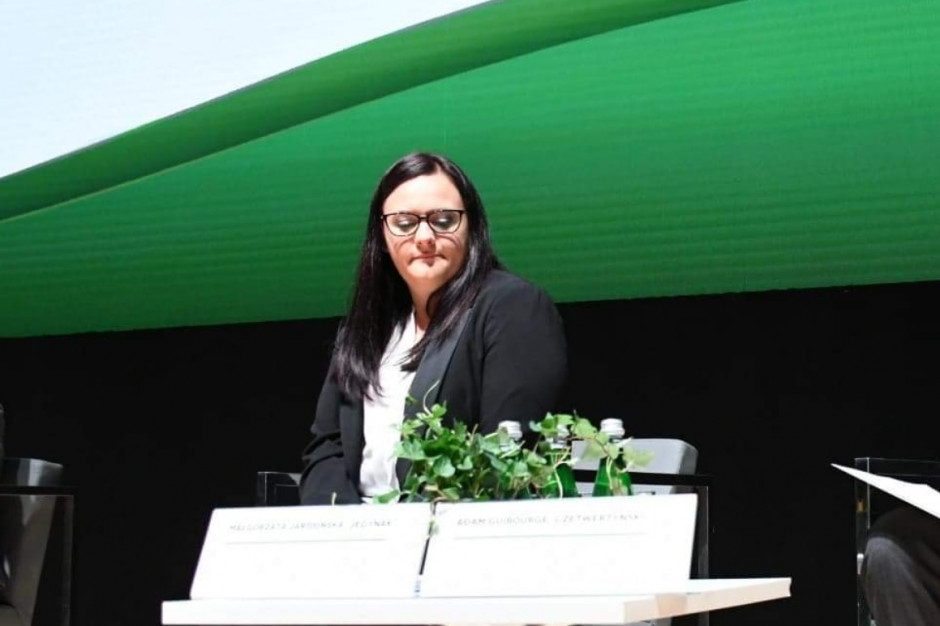 Jarosińska-Jedynak: 2 mld euro na transformację to kropla w morzu potrzeb regionów