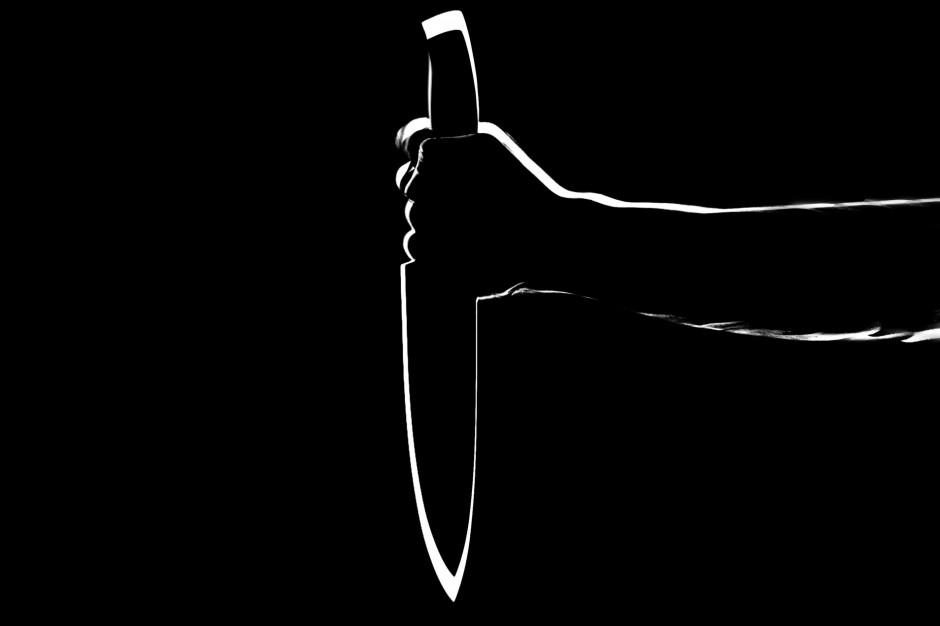Łeba: Napadł burmistrza i groził mu nożem. Został zatrzymany