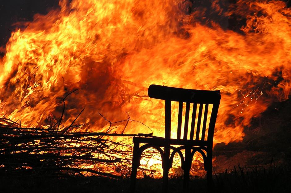PSP: W pożarach zginęło 21 osób, a 67 zostało rannych