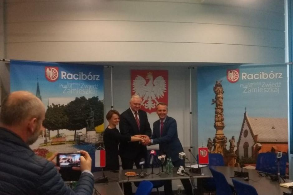 Racibórz: Prezydent Dariusz Polowy przystąpił do partii Porozumienie