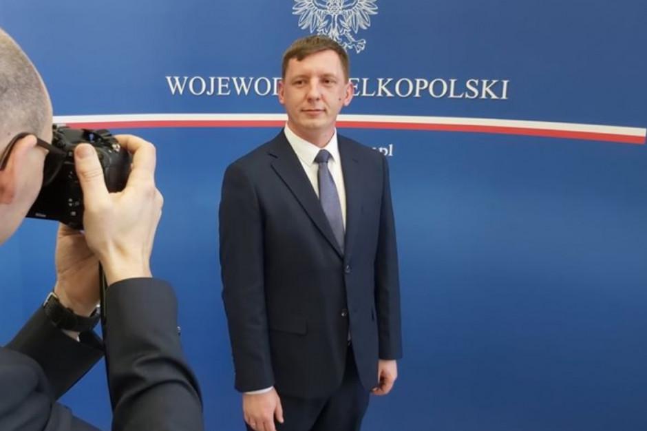 Maciej Bieniek wicewojewodą wielkopolskim