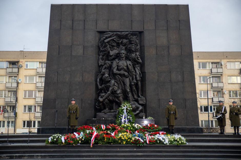 Warszawa uczciła Międzynarodowy Dzień Pamięci o Ofiarach Holokaustu