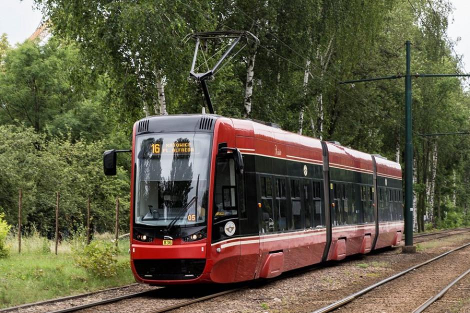Katowice chcą przesunąć dotację z nowej linii tramwaju na inne zadania