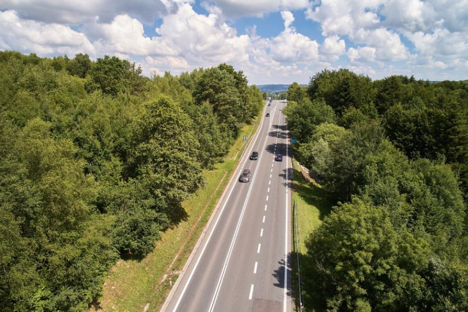 Wybrano ofertę na rozbudowę drogi na odcinku Sanok-Zagórz