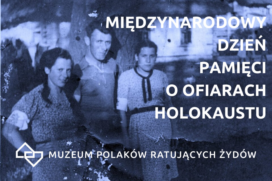 Podkarpackie: Obchody Dnia Pamięci o Ofiarach Holokaustu