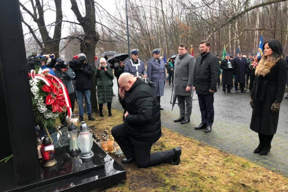 Upamiętniono zmarłych w katastrofie hali MTK