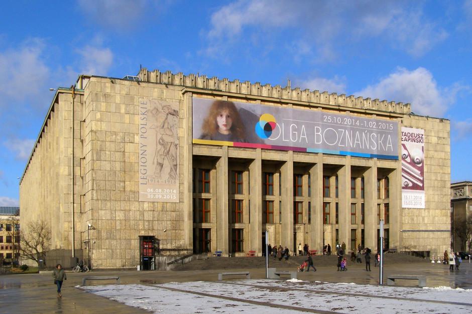 Muzeum Narodowe w Krakowie z planem inwestycyjnym