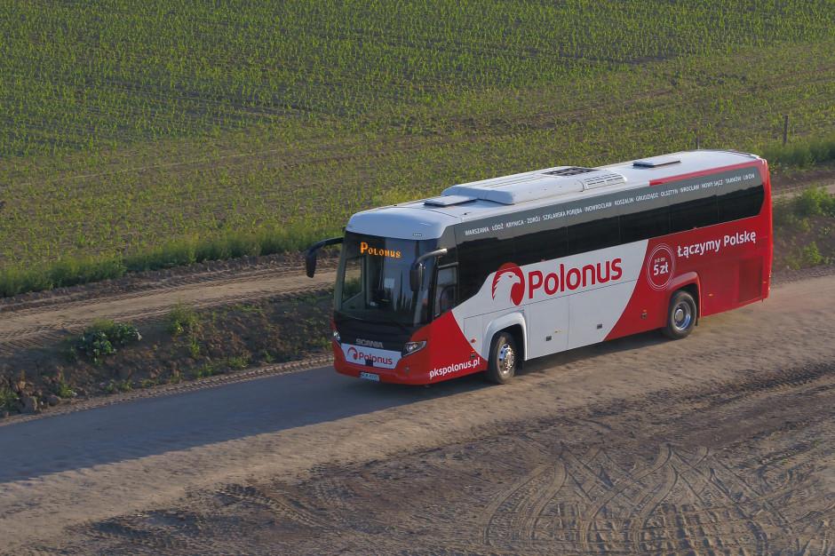 Polonus przewiózł najwięcej pasażerów w historii firmy