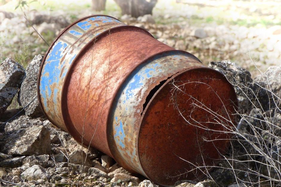 Zatrzymania w sprawie składowania ponad 105 ton niebezpiecznych odpadów