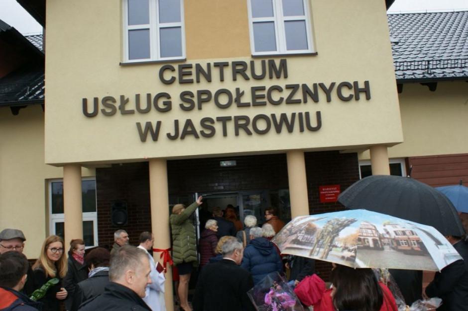 Ministerstwo radzi, co zrobić, żeby uzyskać dofinansowanie na centrum usług społecznych
