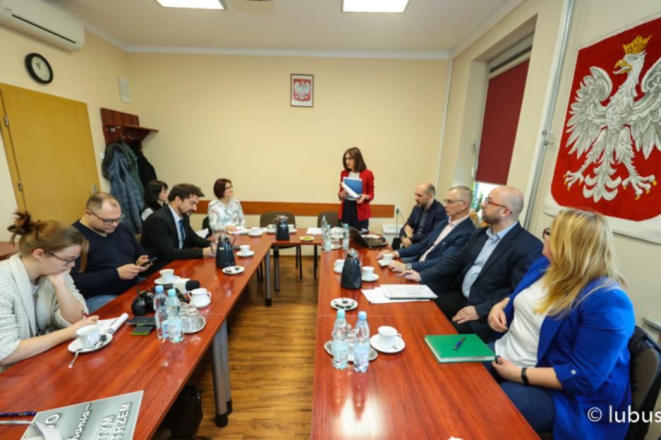 Lubuskie: ruszyły konsultacje programu ochrony powietrza dla strefy miasta Zielona Góra