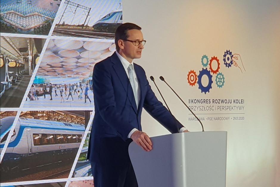 Premier: CPK ma najwyższy priorytet. To część naszego rozwoju gospodarczego