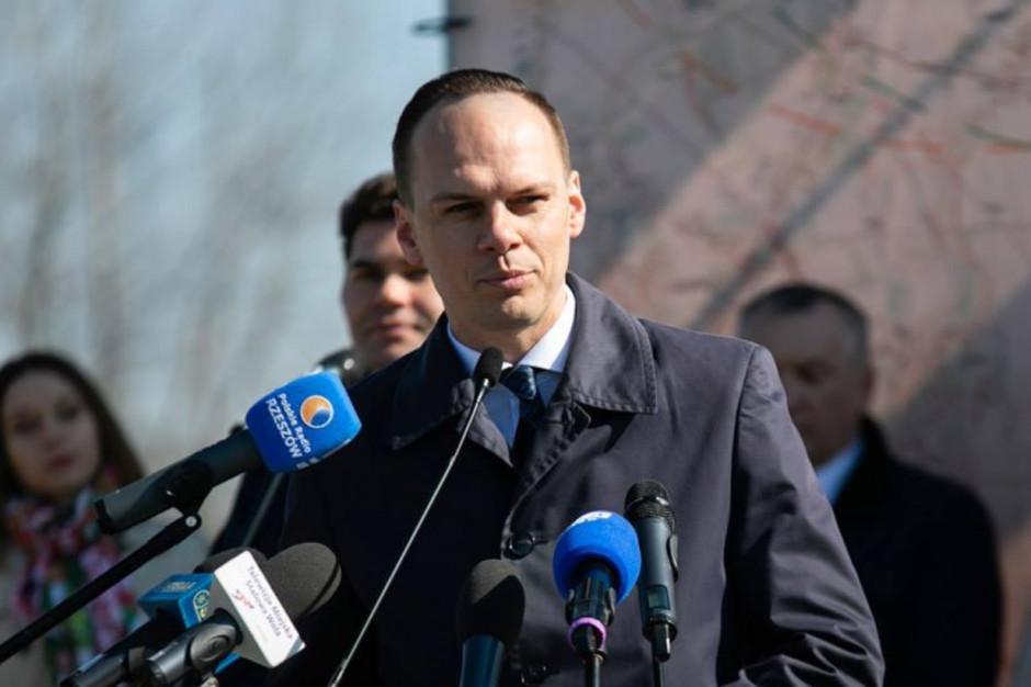 Rafał Weber: Polska aktywnie promuje zrównoważony transport