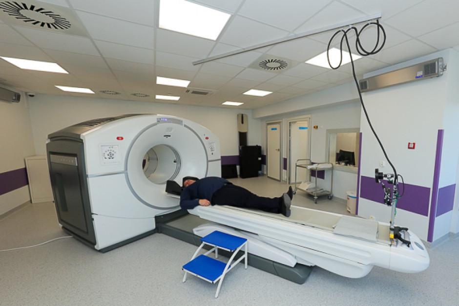 Ośrodek radioterapii za 66 mln zł przyjął więcej pacjentów, niż przewidywano