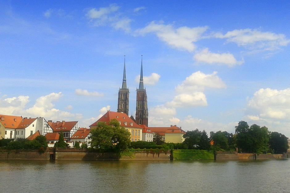 Wrocław: Termomodernizacja zabytkowych budynków w Ostrowie Tumskim zakończona