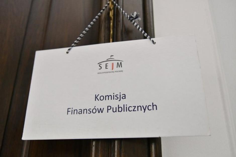 Komisja Finansów Publicznych poparła projekt budżetu na 2020 r. z poprawkami