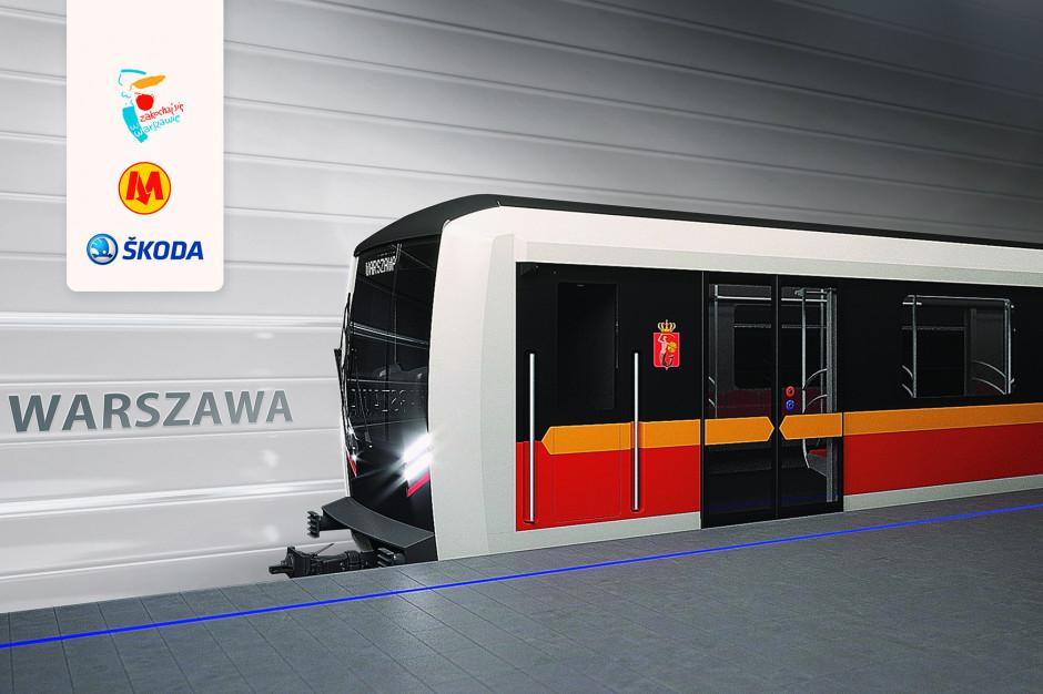 45 nowoczesnych składów dla warszawskiego metra. Inwestycja za ponad 1,5 mld zł