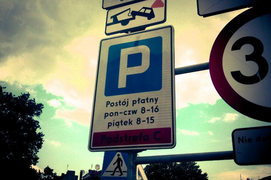Olsztyn: Wyższe opłaty w strefie płatnego parkowania
