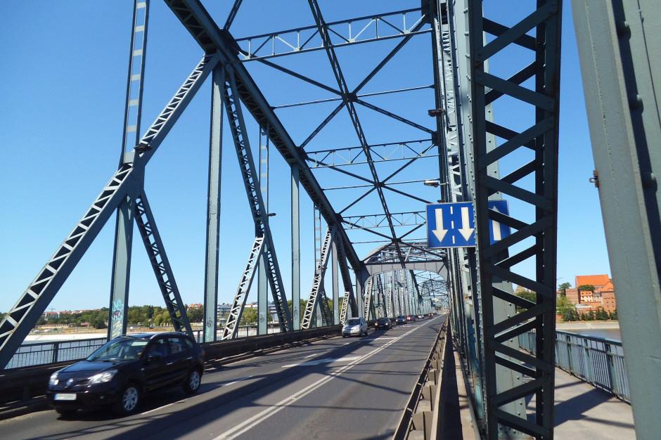 Toruń: Most Piłsudskiego zostanie przebudowany. Jest zezwolenie