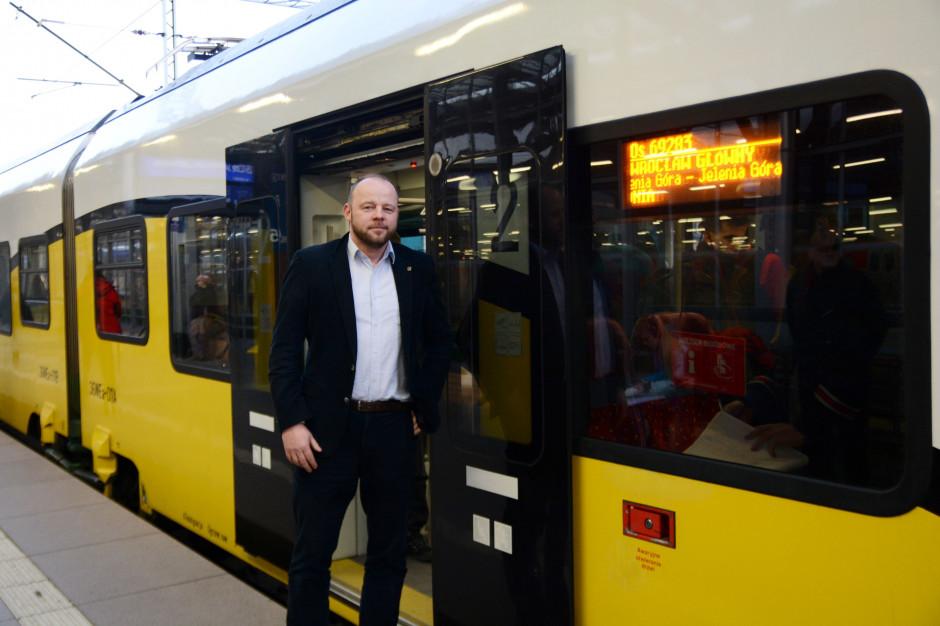 Dolny Śląsk wyprzedził program Kolej Plus. Samorząd przejmuje linie, pociągi dotrą niemal do każdego miasta