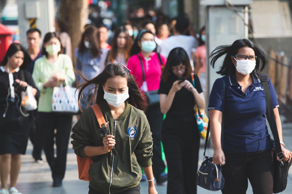 Koronawirus: Chińskie miasto prosi polski samorząd o pomoc