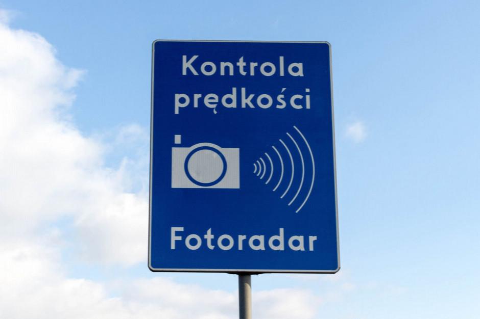 Ekspert: obecność fotoradarów znacząco wpływa na zachowanie kierowców