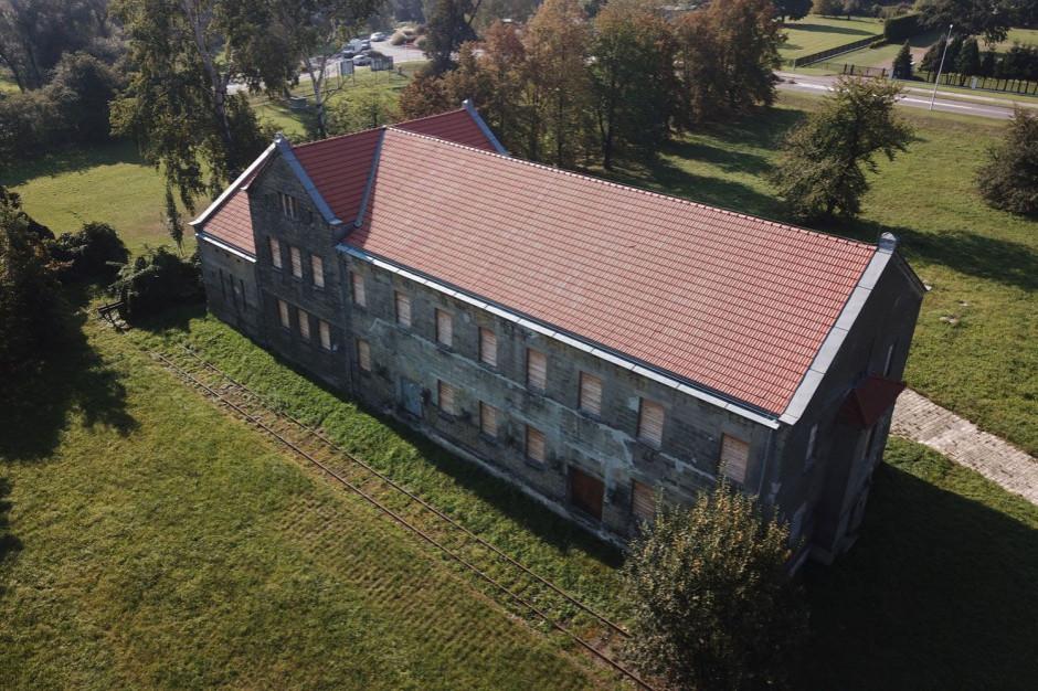 Muzeum Pamięci Mieszkańców Ziemi Oświęcimskiej szuka wykonawcy adaptacji siedziby