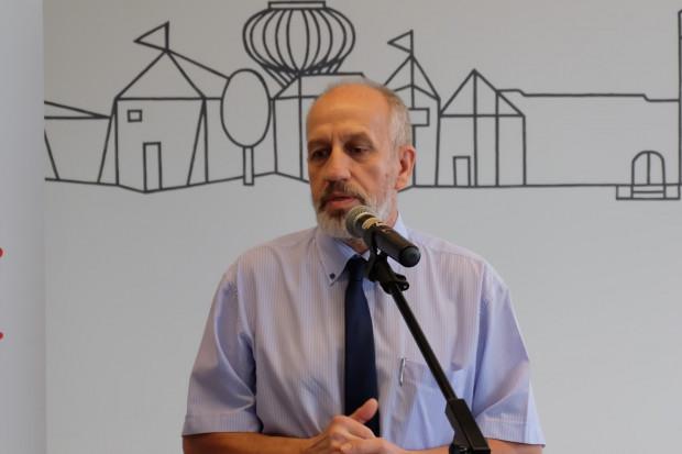 Marek Nitczyński, wójt gminy Szreńsk (fot. mazovia.pl)