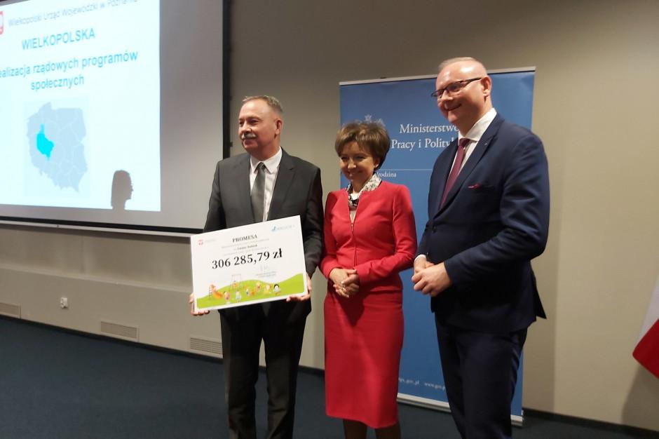 Maluch plus: Prawie 1,9 tys. nowych miejsc opieki nad dziećmi w Wielkopolsce