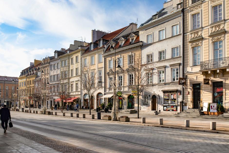 Warszawa uruchamia pomoc dla przedsiębiorców ze Śródmieścia