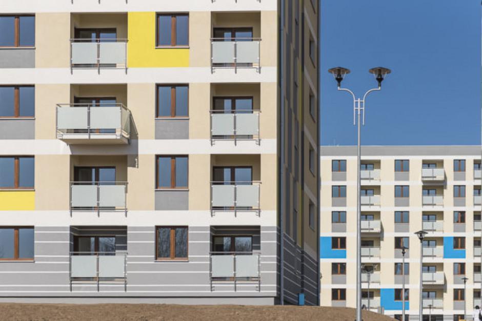 Deweloperzy pomogą w budowaniu Mieszkań Plus