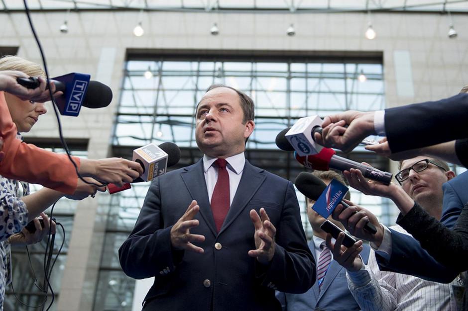 Konrad Szymański: Propozycja budżetu UE jest nie do przyjęcia