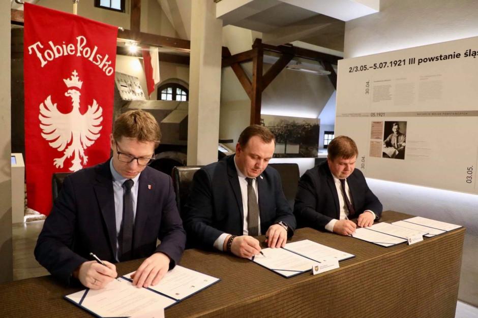 Samorząd wojewódzki będzie współprowadzić Muzeum Powstań Śląskich